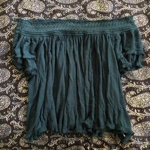 Free People Off-the-Shoulder Top